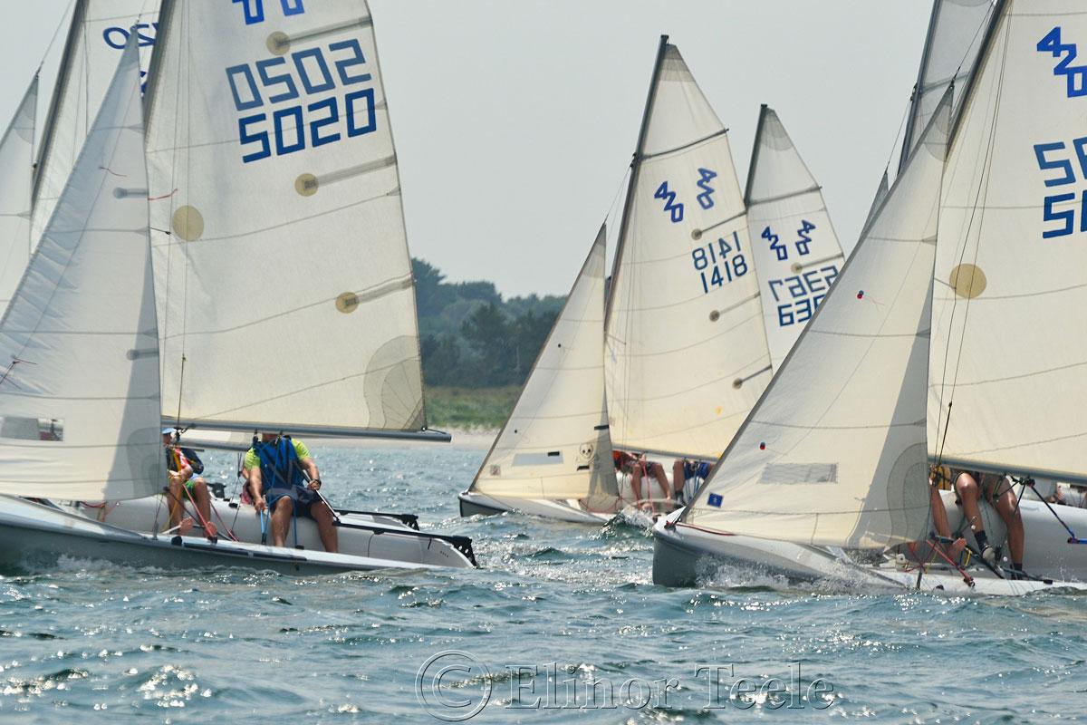 Squam Day 2014 - 420 Races 8