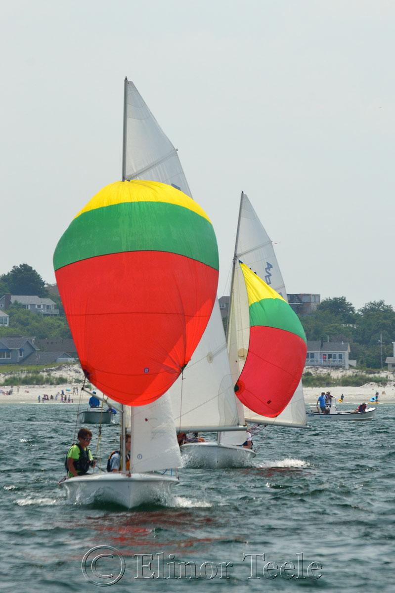 Squam Day 2014 - 420 Races 9