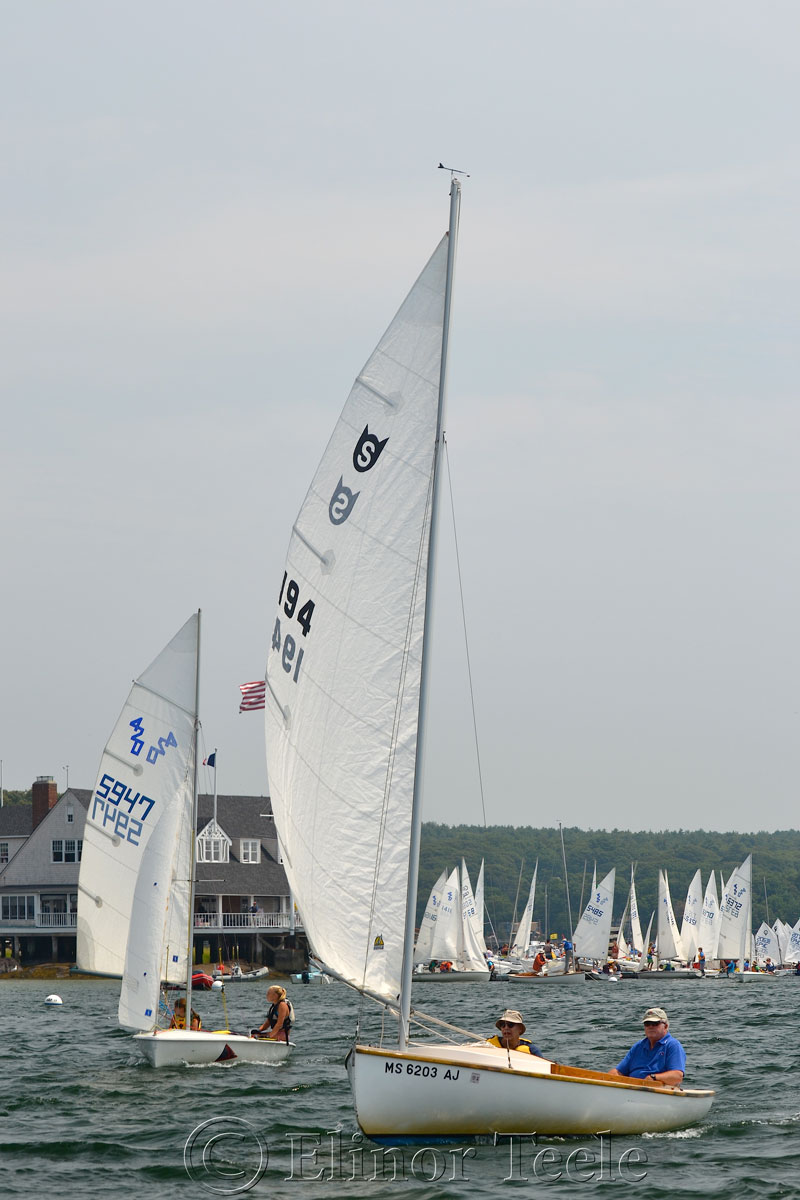 Squam Day 2014 - Heading Out 6