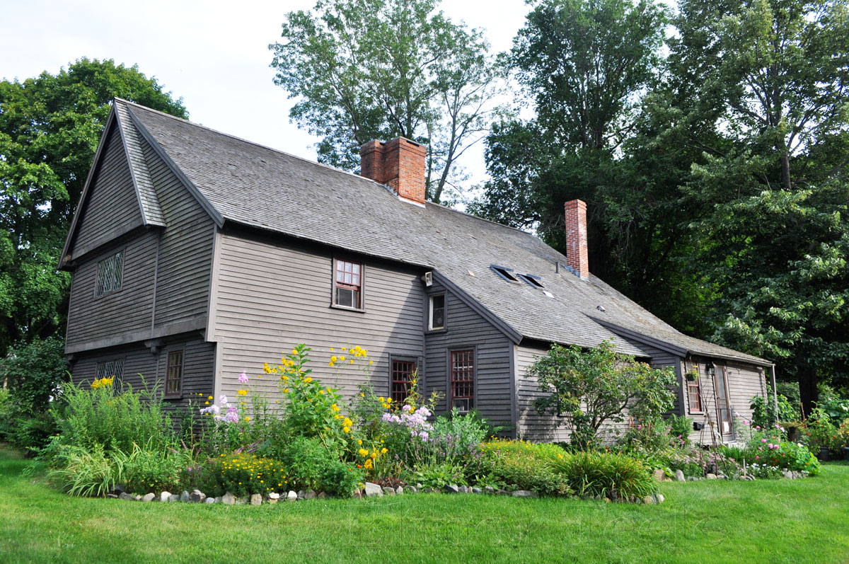 Whipple House, Ipswich MA 1