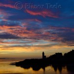 Annisquam Lighthouse Sunset - September 1