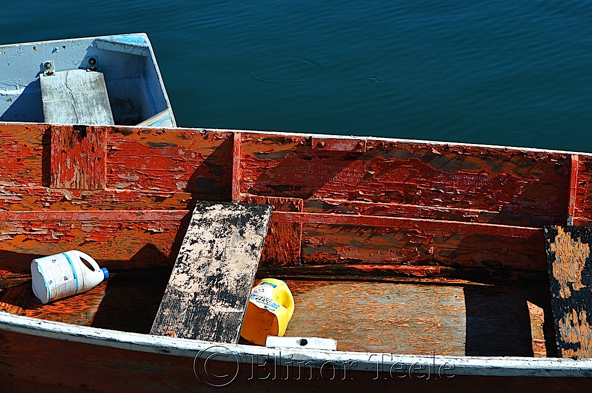 Red Dinghy 2