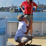 Sail Ardelle – Hoisting the Sail