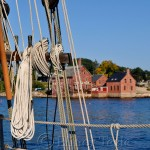 Sail Ardelle - Rigging & Paint Factory