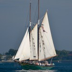 Schooner Thomas Lannon - Harbor Sail 1