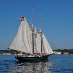 Schooner Thomas Lannon - Harbor Sail 11