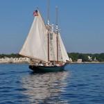 Schooner Thomas Lannon - Harbor Sail 12