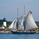 Schooner Thomas Lannon - Harbor Sail 5