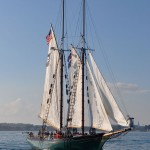 Schooner Thomas Lannon - Harbor Sail 6