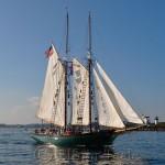 Schooner Thomas Lannon - Harbor Sail 8