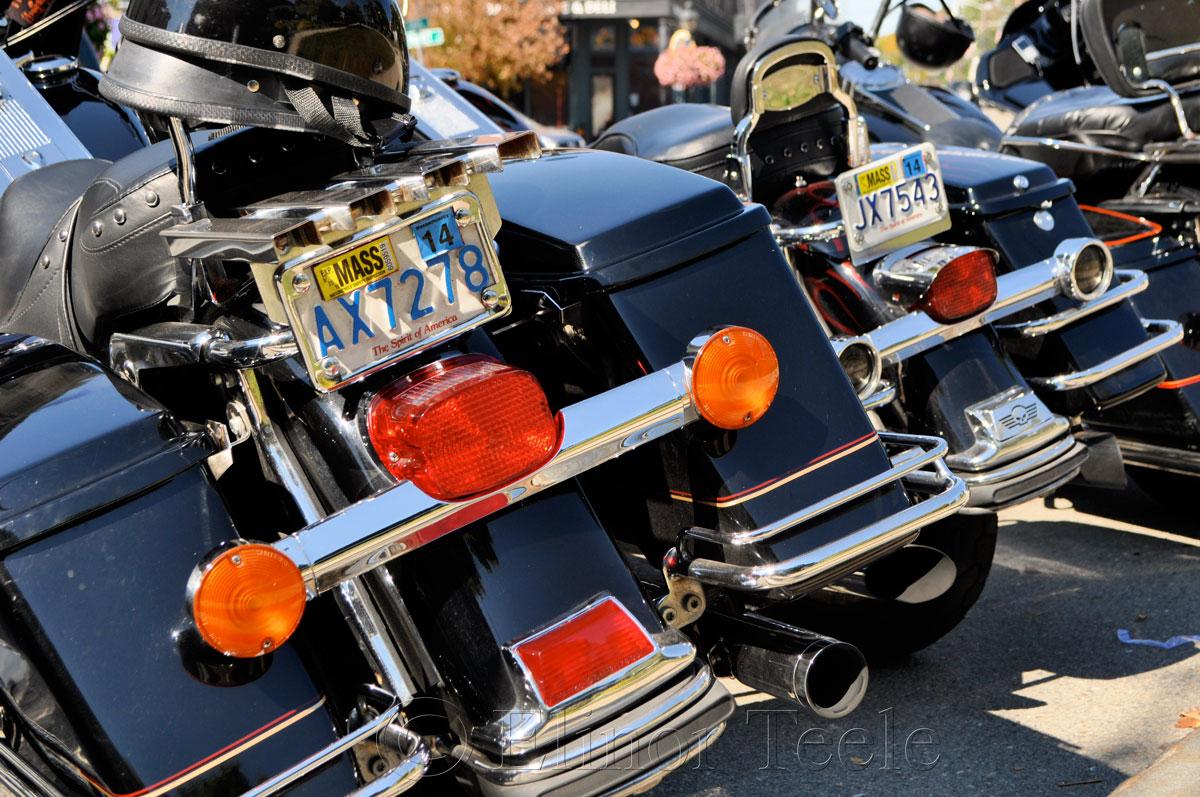 Motorcycles, Ipswich MA