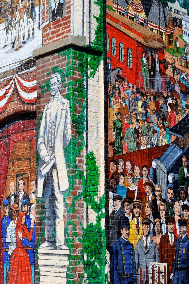Ipswich Riverwalk Mural, Ipswich MA 1