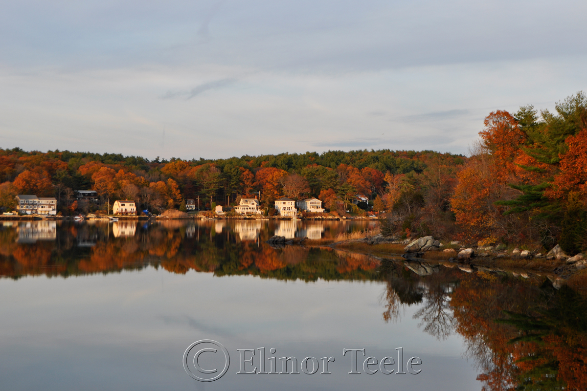 Goose Cove on a November Afternoon, Gloucester MA 1