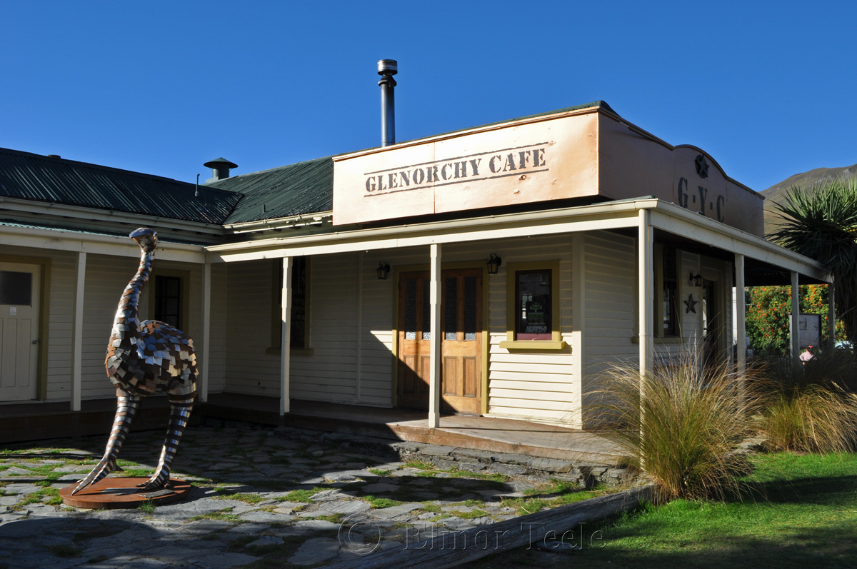 Glenorchy GYC Cafe