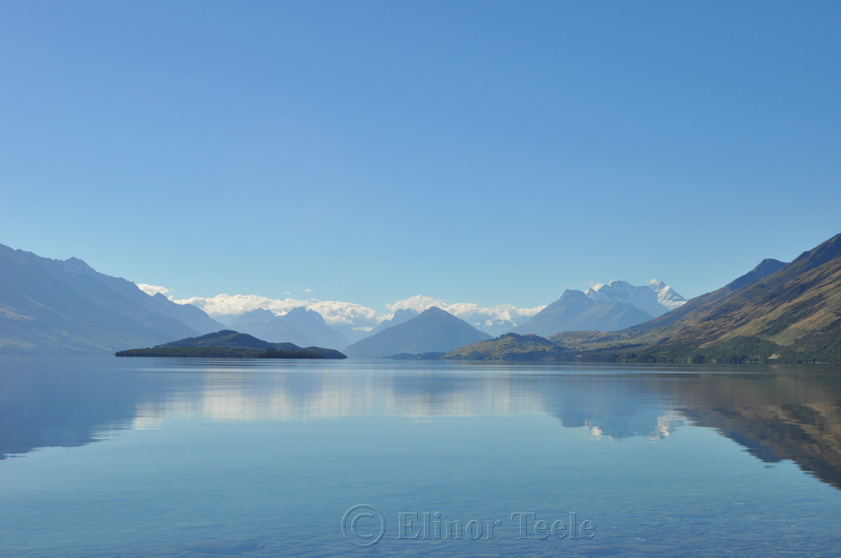 Lake Wakatipu Towards Glenorchy 1