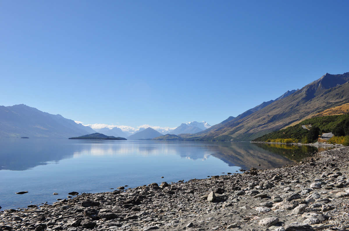 Lake Wakatipu Towards Glenorchy 3