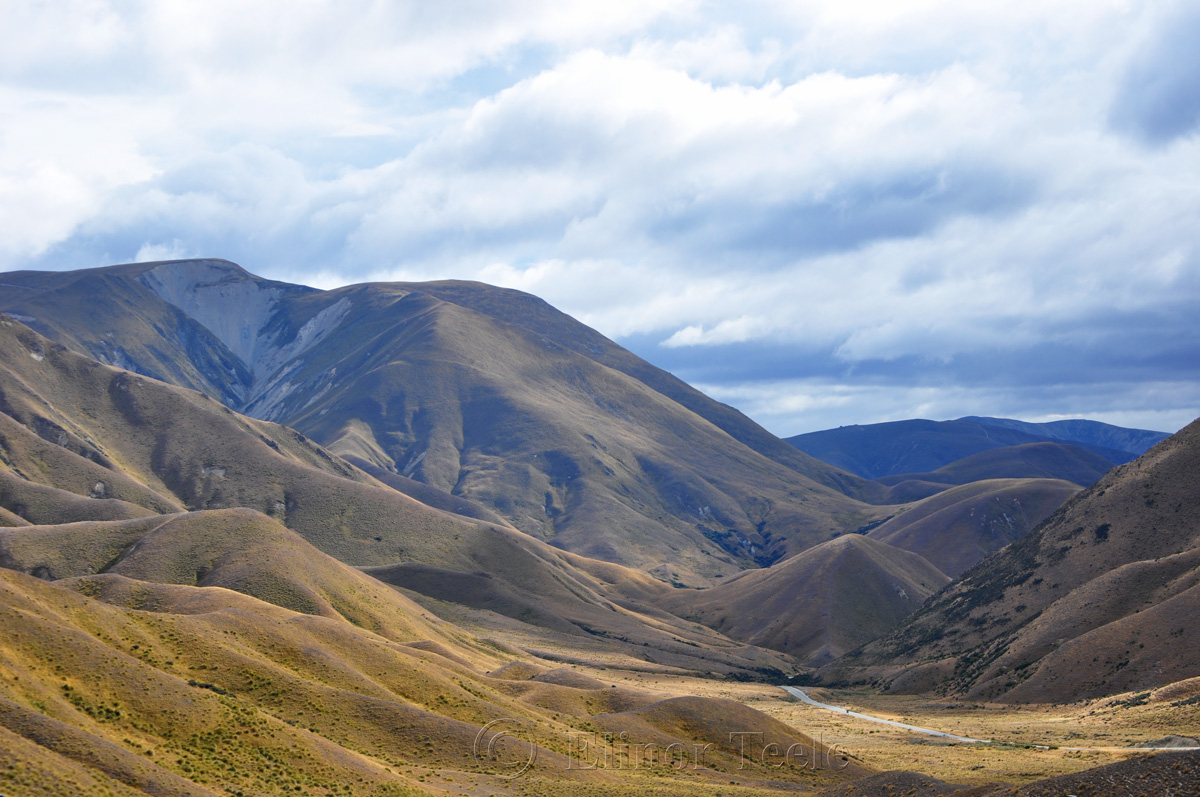 Lindis Pass, South Island 1