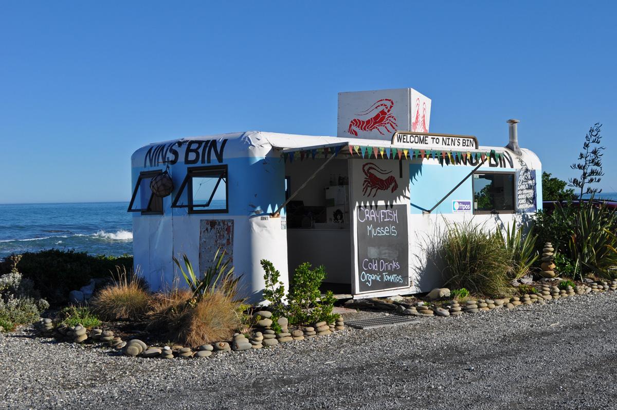 Nin's Bin, South Island