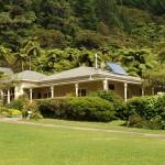 Queen Charlotte Track - Mahana Lodge