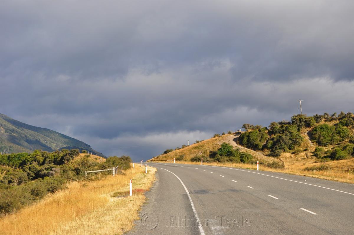 Towards the West Coast, South Island