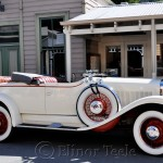 Vintage Car Rally, Arrowtown 1