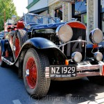 Vintage Car Rally, Arrowtown 4