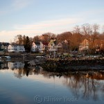 Smith's Cove at Low Tide, Gloucester MA