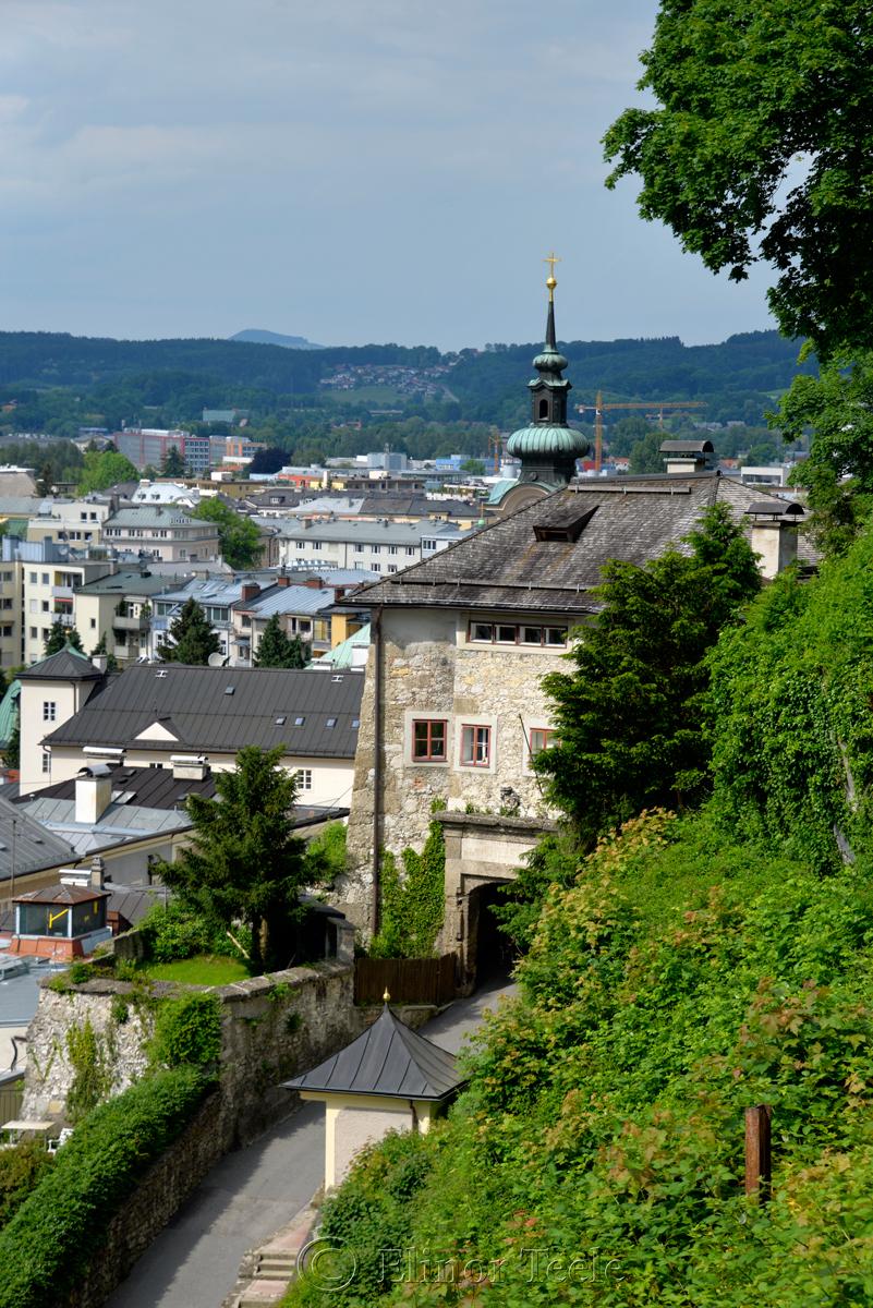Felix Gate, Stefan Zweig Weg, Salzburg, Austria