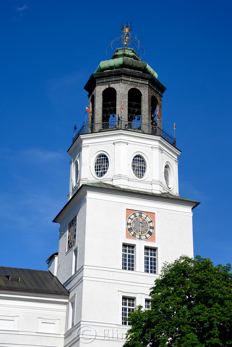 Glockenspiel, Salzburg, Austria