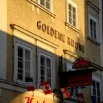Hotel Goldene Krone, Salzburg, Austria