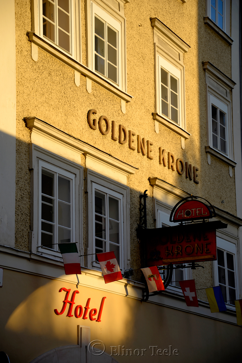 hotel goldene krone salzburg austria. Black Bedroom Furniture Sets. Home Design Ideas