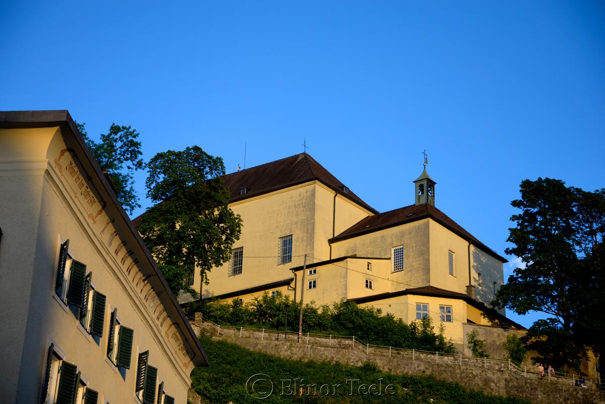 Kapuzinerkirche und Kloster, Salzburg, Austria