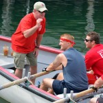 Pep Talk, Fire Department, Saturday Seine Boat Races, Fiesta 2015, Gloucester MA