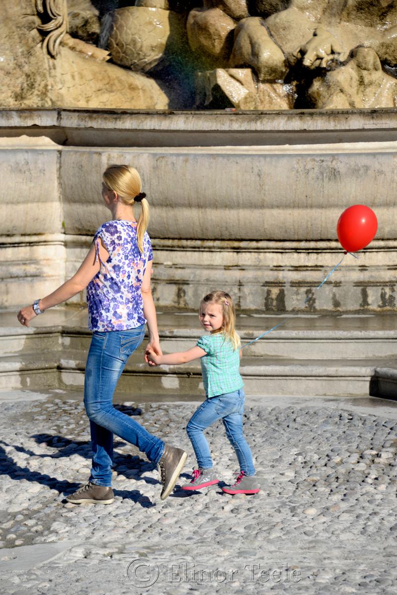 Red Balloon, Salzburg, Austria