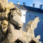 Residenzbrunnen, Salzburg, Austria 2