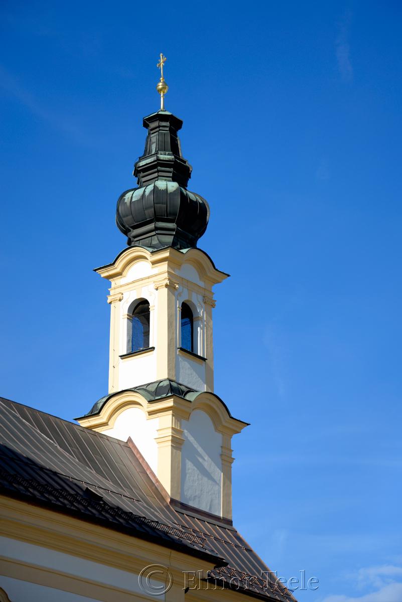Michaelskirche, Salzburg, Austria