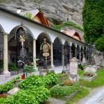 Petersfriedhof, Salzburg, Austria 1