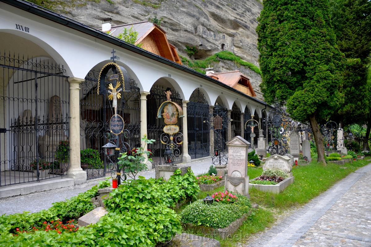 نتيجة بحث الصور عن Petersfriedhof