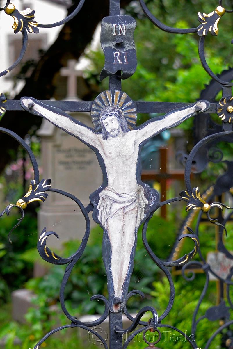 Petersfriedhof, Salzburg, Austria 2