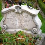 Henry Collins Grave, Petersfriedhof, Salzburg, Austria