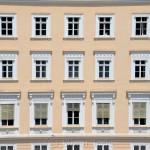 Windows, Salzburg, Austria
