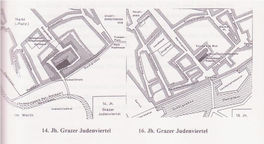 Grazer Judenviertel