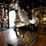 Horse Armor, Landeszeughaus (Styrian Armory), Landhaus, Graz, Austria