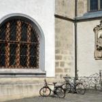 Bicycles, Dom, Graz, Austria
