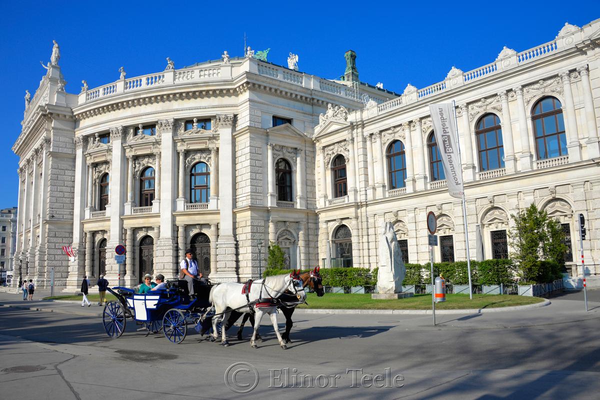 Burgtheater, Vienna, Austria 1