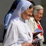 Contemplation, Corpus Christi Procession, Graz, Austria