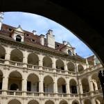 Landhaus Courtyard, Graz, Austria 1