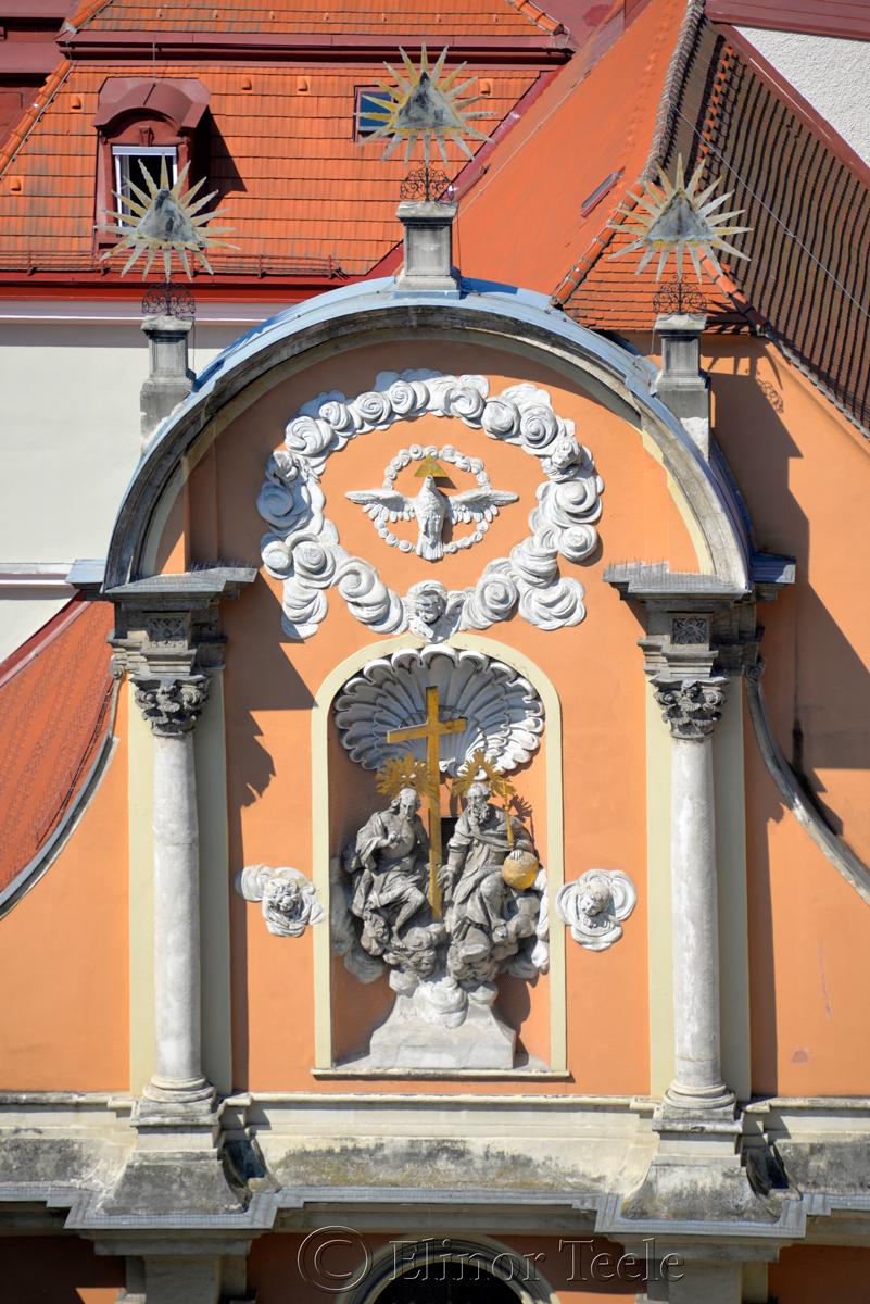 Dreifaltigkeitskirche (Trinity Church), Graz, Austria 1