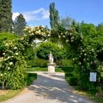 Planetary Garden, Schloss Eggenberg Gardens, Graz, Austria