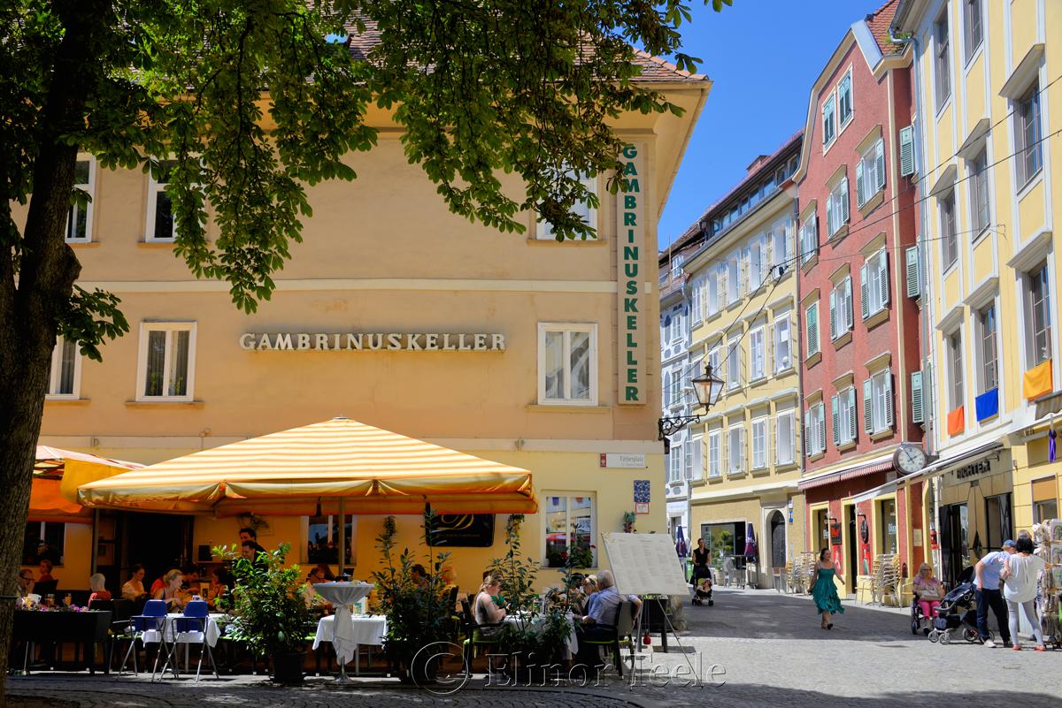 Färberplatz, Graz, Austria